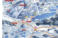 Gerlitzen Piste Map