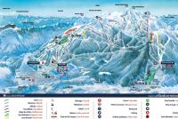 Villard de Lans Trail Map