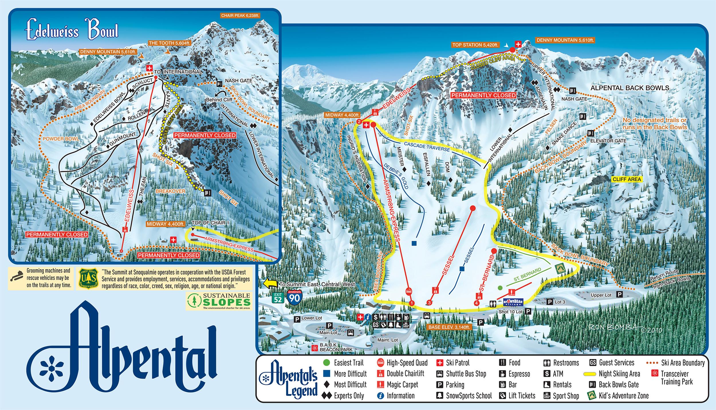 alpental ski & skiing news & events
