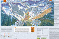Stevens Pass Resort Trail Map