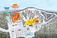 Nordic Mountain Trail Map