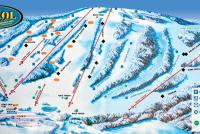 Tyrol Basin Mappa piste