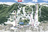 Snow King Resort Mappa piste