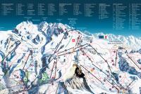 Zermatt Mappa piste