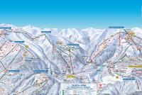 Gerlos - Zillertal Arena Trail Map